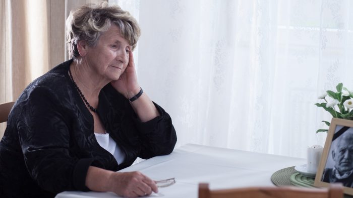 Downsizing After Losing A Loved One