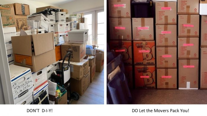 Moving? Bring These 6 Tips for Packing and Unpacking Your Home!